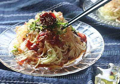 ホマレ姉さん、新しい冷やし中華のレシピを考える - メシ通 | ホットペッパーグルメ