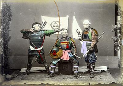 日本の明治初期の貴重な写真(1886年/明治19年)- ネタサイトZ