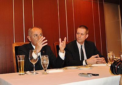 アルディレス監督 日本外国人スポーツ記者協会の懇親会に招待 | FC町田ゼルビア オフィシャルサイト