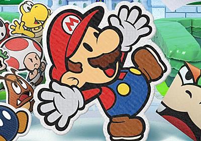 「ペーパーマリオ」開発者、「マリオの世界に影響を及ぼす」新キャラクターを作ることができなくなったと明かす