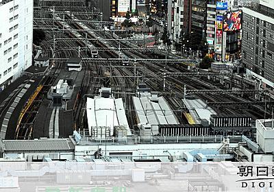 「迷路のような空間」の新宿駅 工事はまだまだ、完了目標あと26年:朝日新聞デジタル