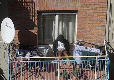 自宅隔離は感染広げる、武漢の轍を踏まぬよう-中国がイタリアに警告 - Bloomberg