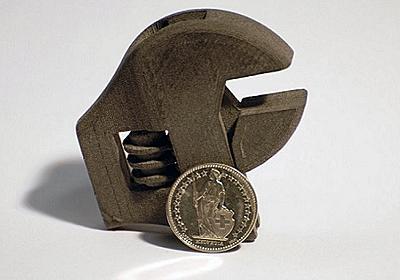 レーザー焼結(SLS)の特許切れで低価格3Dプリンターが続々と登場