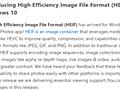 Windows 10が「HEIF」フォーマットの画像表示に対応 - PC Watch
