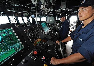 米海軍が駆逐艦からタッチパネルを撤廃、旧来のスロットル操縦に戻す - Engadget 日本版