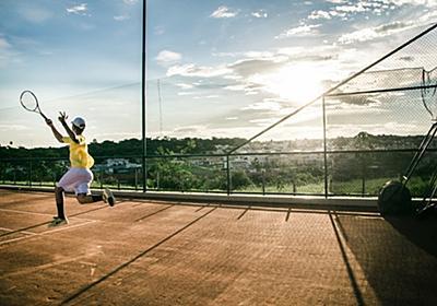 人は長所を認められると、もっと上に行こうとします。テニスでも褒めると上達しようとし、弱点だと思っていた部分さえ自然と修正されていくことが多いものです。 - はっとさせられる言葉たち