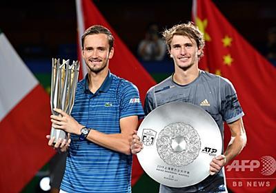 男子テニスの未来は「安泰」、ビッグ3が若手選手を称賛 写真3枚 国際ニュース:AFPBB News