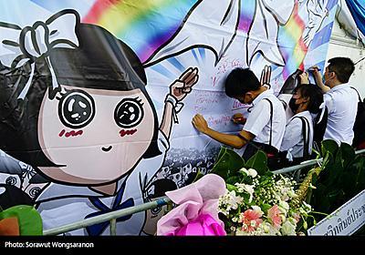 【バンコク】革命と芸術:タイで中高生が巻き起こした旋風:フォーカス 美術館・アート情報 artscape