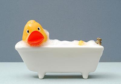 シャワーだけで済ますはNG。医学的に正しいお風呂の入り方   MYLOHAS
