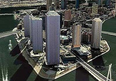 54階建としては日本初、大規模修繕に挑む超高層マンションの総工費は約20億円 : 市況かぶ全力2階建