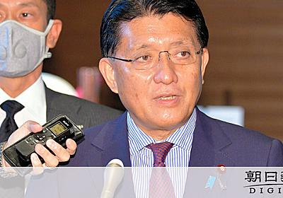 「徹底的に干す」「脅しておいて」平井大臣、幹部に指示:朝日新聞デジタル