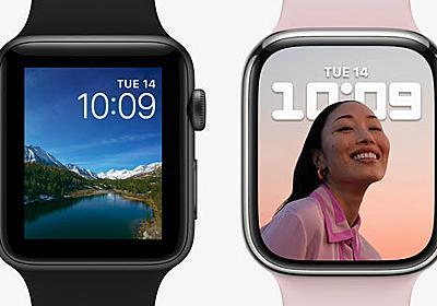 Apple Watch Series 7は基本的に前モデルと同じ?内部資料から判明 - iPhone Mania