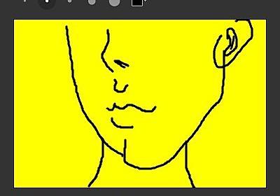 年齢を感じさせる鼻から顎にかけて伸びるほうれい線を浅くする方法を考えついたかも・・・ - へのへのもへじ・破