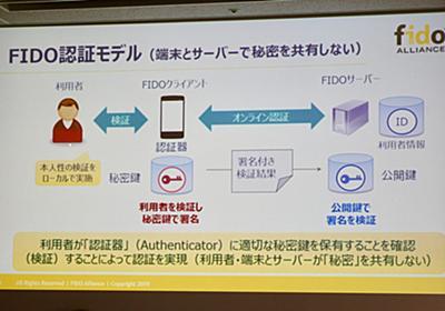 パスワード世界の終焉! MS、Google、Samsung、などが大連合するFIDOとは? | flick!