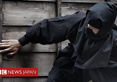 日本で74歳「忍者」逮捕 窃盗容疑 - BBCニュース