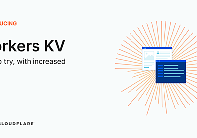 Workers KV - free to try, with increased limits!