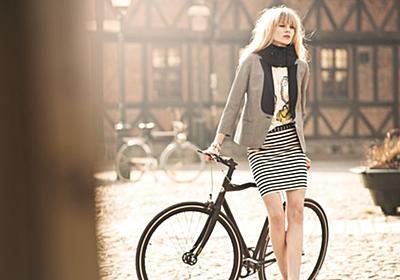 「目に見えない」自転車用ヘルメット:スウェーデンの女子大生が発明|WIRED.jp