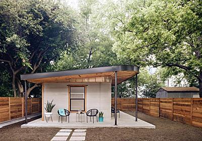 40万円で24時間で建つ。貧困住民を救う3Dプリント住宅 – YADOKARI : スモールハウス・小屋・コンテナハウス・タイニーハウスから、これからの豊かさを考え実践するメディア