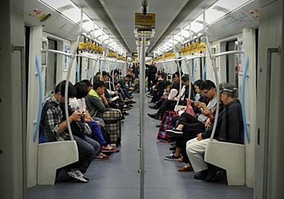 上海地下鉄乗降客バトルの思い出 - 黒色中国BLOG