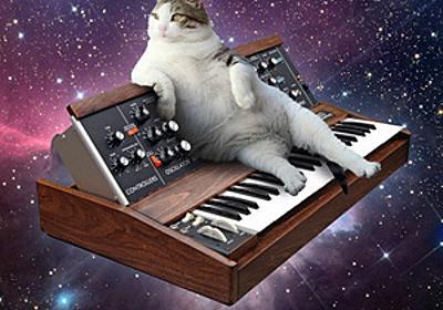 猫+シンセサイザー+宇宙 写真特集「Cats On Synthesizers In Space」が話題に - amass