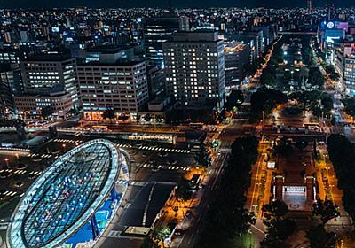 名古屋・栄の夏の夜のイベントを見てきた - Sakak's Gadget Blog