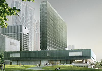 2019年 香港に世界最大級の視覚文化美術館「M+」が誕生 スイスの建築事務所 Herzog&de Meuronが設計 | Webマガジン「AXIS」|Web Magazine AXIS