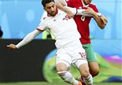イラン選手ら、シューズ提供中止のナイキを非難「少し品位を欠いた行動だ」  - サッカー - SANSPO.COM(サンスポ)