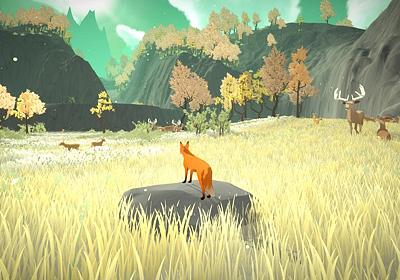 『風ノ旅ビト』から影響受けるキツネADV『The First Tree』Nintendo Switch/PS4/Xbox One版が国内発売。開発者が日本からの反響を語る   AUTOMATON