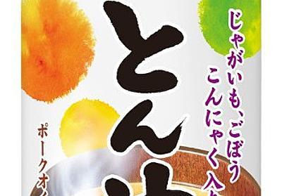 伊藤園:業界初、缶入り「とん汁」22日発売 豚肉は無し - 毎日新聞