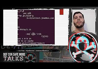 DEF CON Safe Mode - Joshua Maddux - When TLS Hacks You