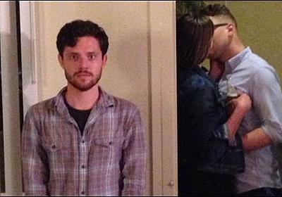 外でイチャつくカップルの横に立つ自分の写真を掲載し続けるブログが熱い - DNA