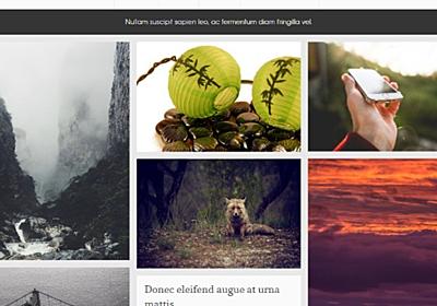 Tumblr 本当に使える無料テーマはこれだ!Homeを固定ページとして使える無料テーマを紹介します|Kozy Ogawa|note