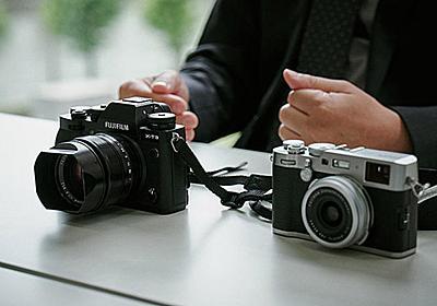 開発者インタビュー:フィルム写真に徹底的にこだわったデジタル。富士フイルム「Xシリーズ」と「X-T3...|テレ東プラス