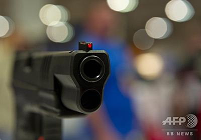 「勇気ある」黒人警備員、白人警官に撃たれ死亡 米イリノイ州 写真1枚 国際ニュース:AFPBB News