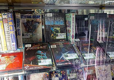 スペースマンボウやメタルギアもあり! コナミのMSXゲームがBEEPに大量入荷 (取材中に見つけた○○なもの) - AKIBA PC Hotline!