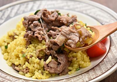 フライパンとスーパーで買った生ラム肉で、インドの知られざるスパイスご飯「プラオ」が激ウマに炊ける - メシ通   ホットペッパーグルメ