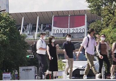 五輪 東京で感染急拡大に歯止めかからない状況であす開幕   オリンピック・パラリンピック   NHKニュース
