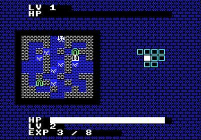 MSX2用RPG『10 Lines Hero』無料公開。わずか10行のコードで書かれた、最新のレトロゲーム | AUTOMATON