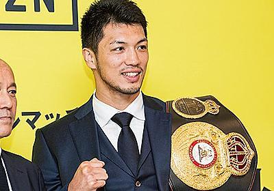 """村田諒太は王者から""""最強""""へ。WBA2位を「ノックアウトできる」。 - ボクシング - Number Web - ナンバー"""