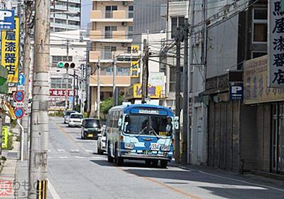 沖縄走って40年「730バス」 2台だけ残った「右から左」の生き証人、いまも現役   乗りものニュース