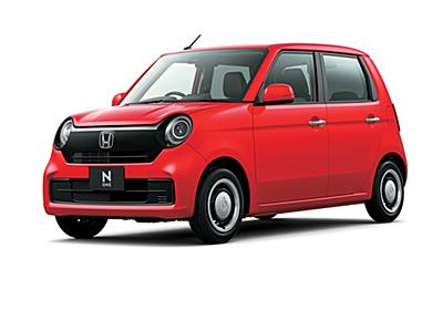 ホンダ、新型「N-ONE」を先行公開 軽初のFFターボ×6速MTを設定 - Car Watch