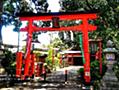 源九郎稲荷神社 : ゲイの夫夫日記