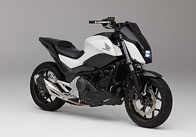 ホンダの自立するバイク『Honda Riding Assist』が凄い!【速報】 - バイク情報まとめ『Rider-ライダー』