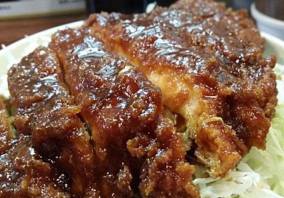 【キッチンフライパン】北千住でしか食べれない絶品会津ソースカツ丼!東京で唯一の味を楽しんでこい! - ぶらりぼっち日和