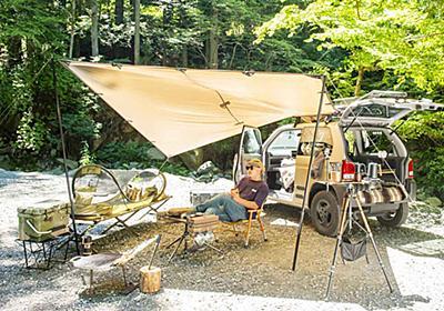 キャンプのプロがたどり着いた 「車中泊キャンプ」スタイルとは① 38exploreさん - アウトドアウェブメディア「SOTOBIRA」