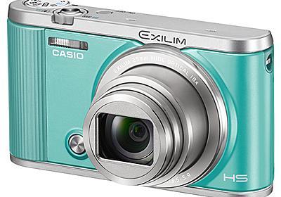 カシオがスポーツシーンをドラマチックに撮影できるハイスピードデジタルカメラ『EX-ZR1800』を発売|@DIME アットダイム