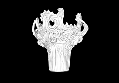 火焔土器の3Dデータをオープンソース化。誰でも無償で利用可能に|MAGAZINE | 美術手帖