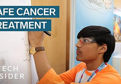 13歳の少年がAIを利用した膵臓癌の治療法を開発する | ギズモード・ジャパン