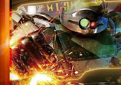 「ボトムズ」の筐体型VRゲーム『バトリング野郎』登場!あの「スコープドッグ」に乗り込める | インサイド