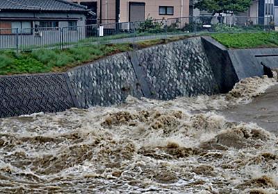 豪雨リスク激増を日本人に気づかせない、「3つのタブー」の存在 | 今週もナナメに考えた 鈴木貴博 | ダイヤモンド・オンライン